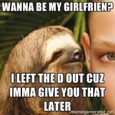 Dragon Sloth Meme - elegant dragon sloth meme sloth meme do you think this is a game