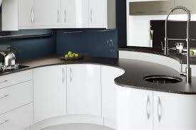 new kitchen designs swerdlow interiors ultra high gloss white cameo concave doors