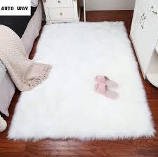 tapis chambre en peluche tapis chambre imitation boutique fenêtre tapis