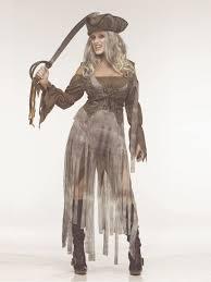 Zombie Pirate Costume 122474 Fancy Dress Ball