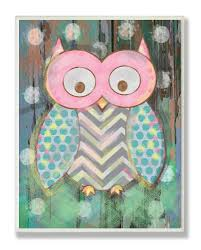 Baby Shower Boy Wall Decorations The Kids Room Distressed Woodland Owl Wall Plaque Baby Showers