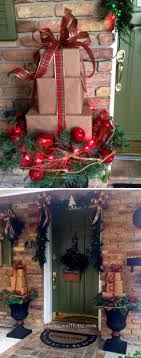 40 festive outdoor decorations mail boxes front