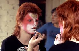 1970s Hairstyles For Men by David Bowie U0027s Best Hair And Makeup Moments Vogue