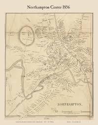 map of northton ma maps of northton