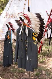 Va National Service Desk by National Native American Veterans Memorial
