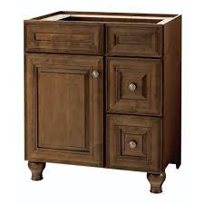 Pine Bathroom Vanity Cabinets by Home Decorators Collection Templin 30 In W Bath Vanity Cabinet