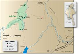 Rivers In China Map Burmese Jade U2022 The Inscrutable Gem U2022 Lotus Gemology