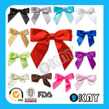 pre bows pre made ribbon bows with okaycommodity