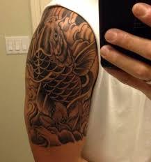 japanese tattoo arm sleeve cool tattoos bonbaden