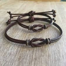 bracelet leather cord images Couples bracelets his and hers bracelet couples jewelry his and jpg