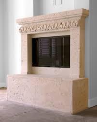 fireplaces u0026 fire pits cantera stone u0026 limestone architectural