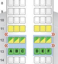 siege easyjet the best and worst economy plane seats to choose from