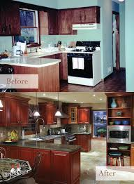 Kitchen Remodel Cabinets 197 Best Kitchen Transformations Images On Pinterest Kitchen