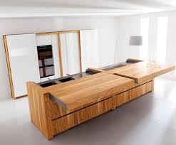 Rustic Oak Kitchen - rustic wood kitchen countertops grey acrylic countertop white