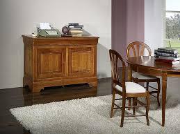 bureau louis philippe occasion chaise chaises merisier occasion awesome petit bureau informatique