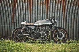 honda custom cb900 bol d u0027or by fcr france moto rivista