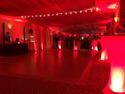 ceiling drape event lighting decor dj and photo booths