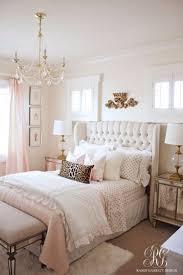 25 Best Ideas About White Tufted Headboard Bedroom Ideas 10578