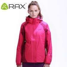Aliexpress Com Buy Rax Hiking Jackets Women Waterproof Windproof