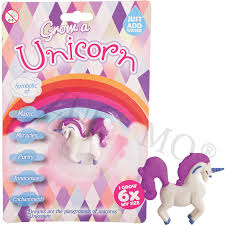 girls grow a unicorn christmas gifts xmas kids stocking party bag