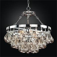 Upside Down Crystal Chandelier Glow Lighting Concorde 6 Light Crystal Chandelier U0026 Reviews Wayfair