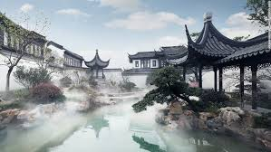 Architect In Chinese Why China U0027s Super Wealthy Shun Western Looking Homes Cnn Style
