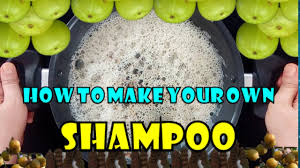 dandruff and hair fall treatment at home homemade shampoo to