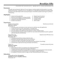 Trainer Resume Example by Resume For Computer Skills Resume Template A Example Key Computer
