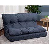 amazon com blue sofas u0026 couches living room furniture home