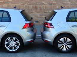 2015 volkswagen e golf vs golf tdi back to back test drive
