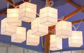 Outdoor Lantern String Lights by White Lantern Sting Lights