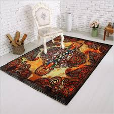 Modern Style Rugs Original Design Polyester Modern Style Large Carpets For Living