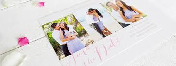 Save The Date Wedding Invitations Wedding Save The Date Cards And Invitations Printed On Luxury