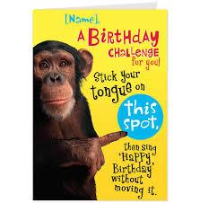 happy birthday card printable free funny jerzy decoration