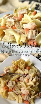 tired of leftover thanksgiving turkey make an easy leftover