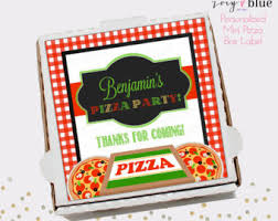 personalized pizza boxes pizza box etsy