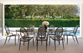 Jordan Furniture Dining Room Sets by Creating A Private Paradise Designer Outdoor Furniture