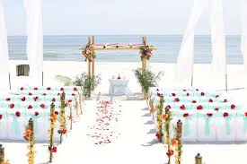 Wedding Packages Alabama Beach Wedding Packages Big Day Weddings