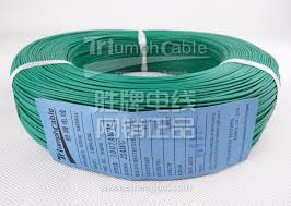 18awg stranded ul1007 wire red blue brown green ground wire yellow