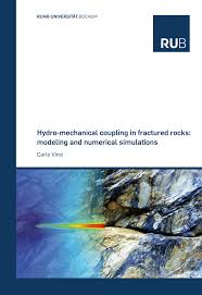 hydro mechanical coupling in fractured rocks modeling and