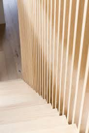 Contemporary Interior Design by Stairs Staircase Timber Stairs Highland Oak Timber Screens