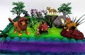 lion king cake toppers the lion king lion guard 19 birthday cake