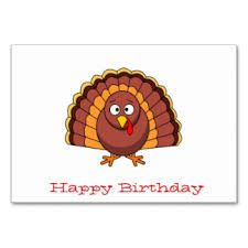 happy birthday and thanksgiving cards invitations greeting