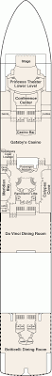 norwegian dawn floor plan princess cruises emerald princess deals reviews u0026 more