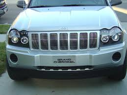 silver jeep grand cherokee 2007 pimpnsilver 2007 jeep grand cherokee specs photos modification