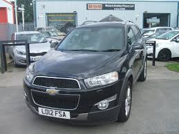 used chevrolet captiva ltz for sale motors co uk