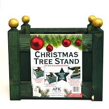 wooden christmas tree stands christmas lights decoration
