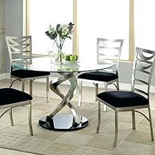 round kitchen table for 5 5 piece kitchen table sets cool modern round dining set space saver