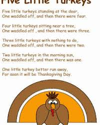 silly thanksgiving poems festival collections