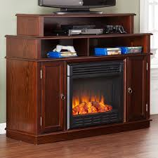 Electric Fireplace With Storage by Found It At Wayfair Lincoln Tv Stand With Electric Fireplace